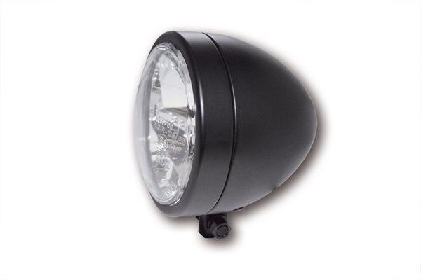 HIGHSIDER 130 mm LED-Hauptscheinwerfer MIAMI, untere Befestigung