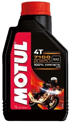 Motul 7100 4T 20W50 Motorenöl synthetisch