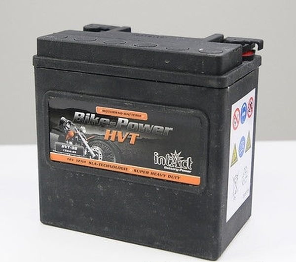 Intact Bike Power HVT-08 12V 12Ah 270A