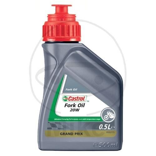 Castrol Gabelöl Fork Oil 20W 0,5 Liter / mineralisch