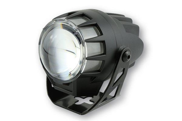 HIGHSIDER LED Scheinwerfer DUAL-STREAM, schwarz, Linsendurchmesser 45 mm
