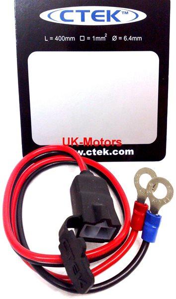 CTEK Schnellkontaktkabel M6 TYP1 für MULTI XS 800/3600 56210