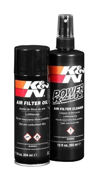 K&N Pflege Set (Reiniger und Öl)