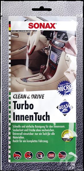 SONAX Clean&Drive TurboInnenTuch 40x50cm 413000