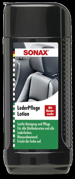 SONAX LederPflegeLotion 291141 250ml Leder Reinigung Pflege Autopflege