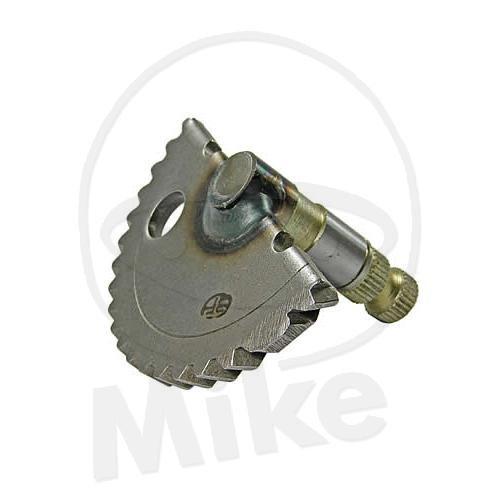 KICKSTARTERWELLE HT50A-1109 Halbmond 46mm / 20mm