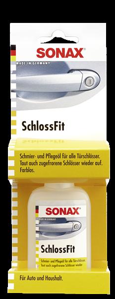 SONAX SchlossFit 50 ml 375000 Schlossfett Schlossschmiere