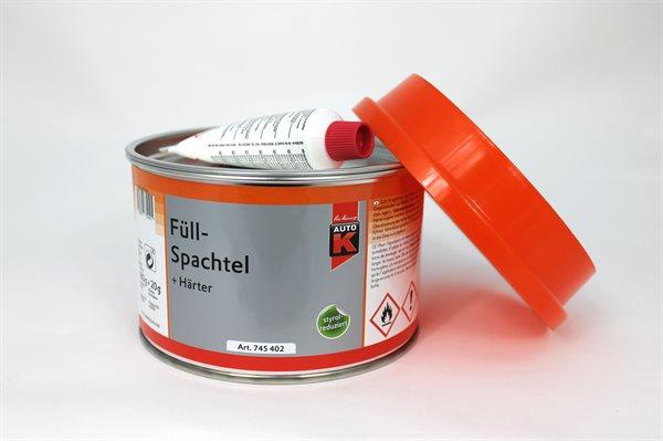 Auto K Füll-Spachtel + Härter 745400 250g
