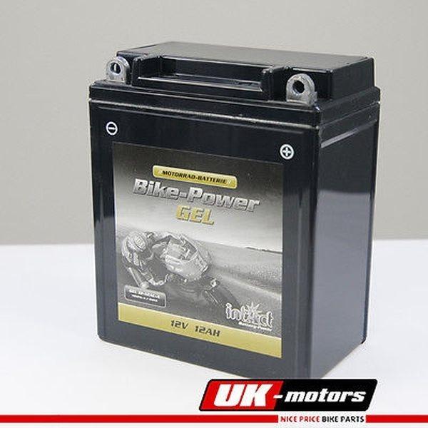 Intact Gel-Batterie 51213 YB12AL-A