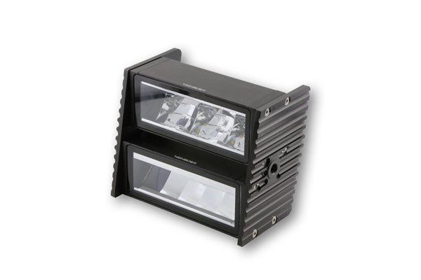 HIGHSIDER LED-Scheinwerfer ULTIMATE mit WAVE- Halter