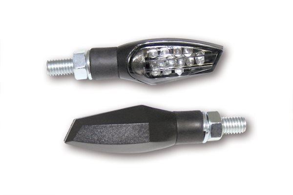 SHIN YO Motorrad LED Blinker Nova 203-243 E-geprüft Halogen