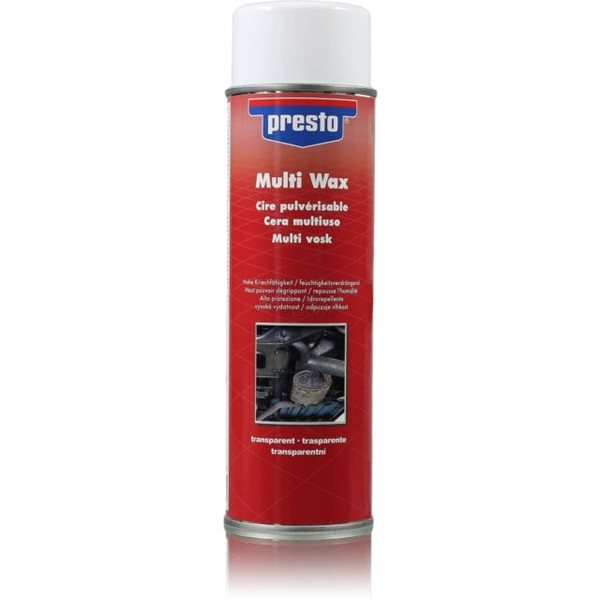 presto Multi Wax Spray 432125 500ml